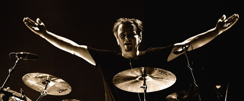 Gavin Harrison Interview