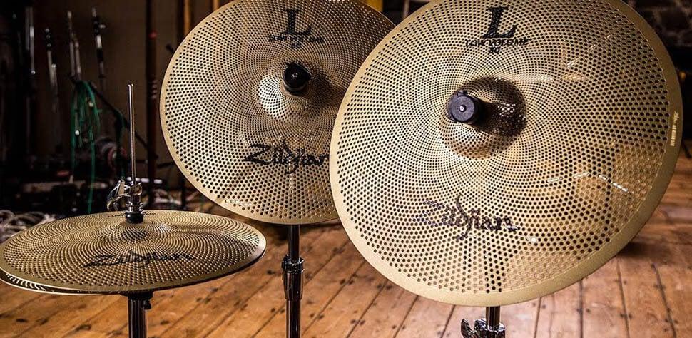Best Low Volume Cymbals