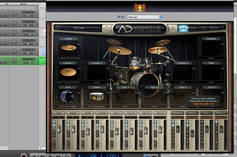How To Record Electronic Drums Garageband