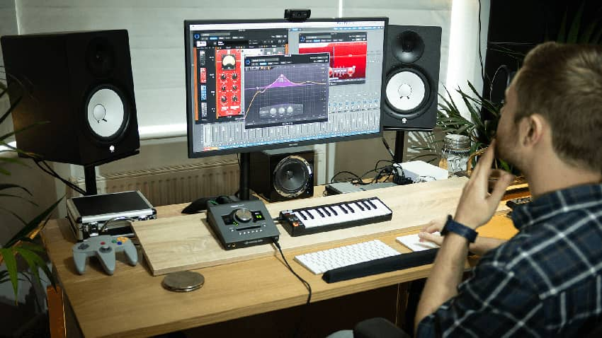 How To record electronic drums DAW